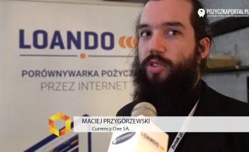 FinTech Brunch #1 - Maciej Przygórzewski, Currency One