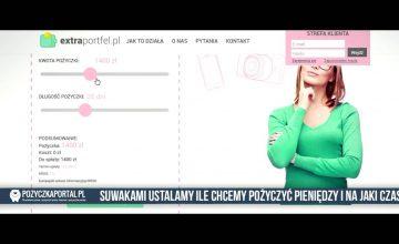 ExtraPortfel - jak wziąć pożyczkę krok po kroku | POŻYCZKAPORTAL.PL