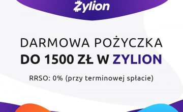 Zylion udziela darmowych pożyczek!