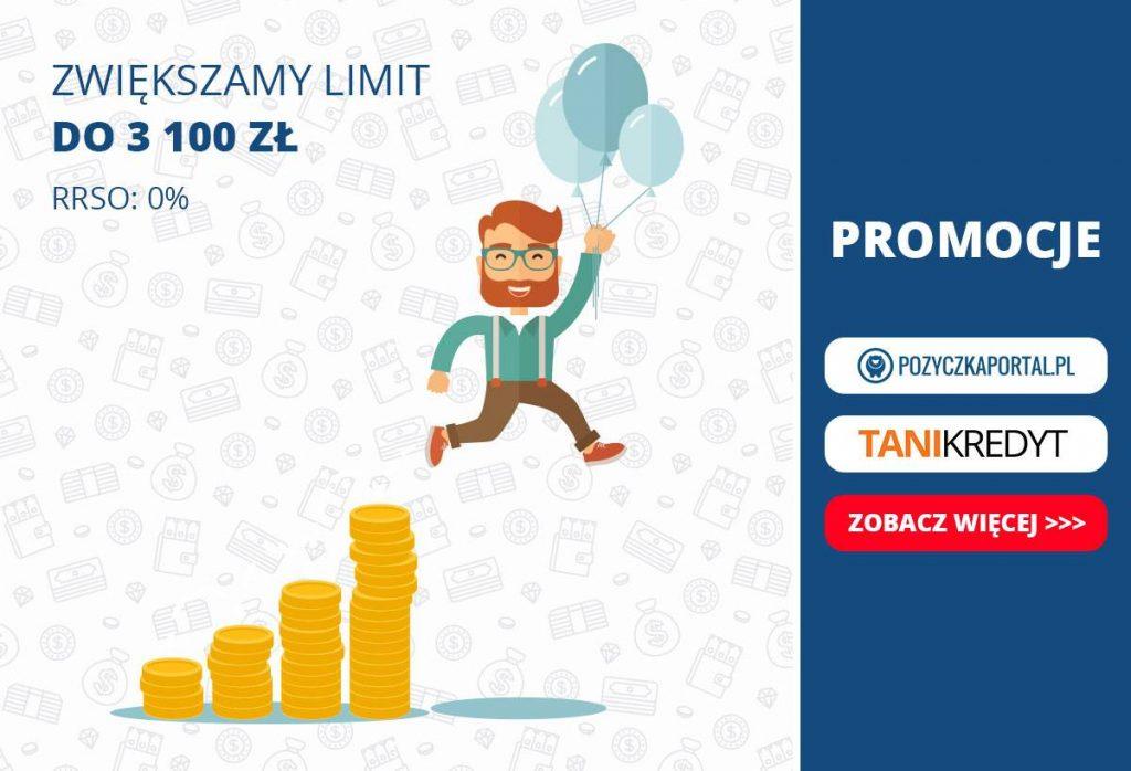 Tani Kredyt z nową stroną internetową i darmową pożyczką!