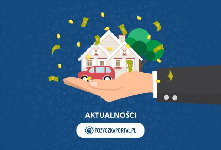 Kredyty mieszkaniowe coraz bardziej popularne
