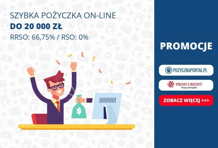 Profi Credit udzie.la pożyczek online