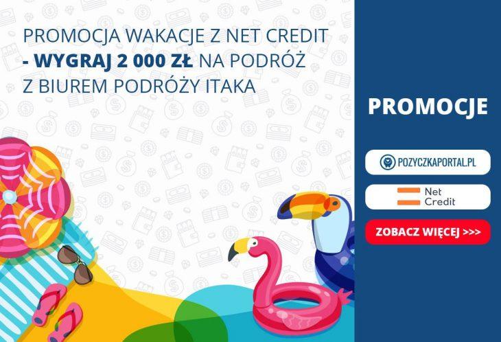 Net Credit współpracuje z Itaką.