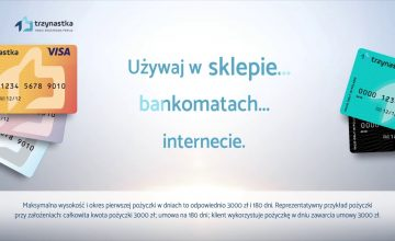 Spot reklamowy Karta Trzynastka - Twoja dodatkowa pensja!