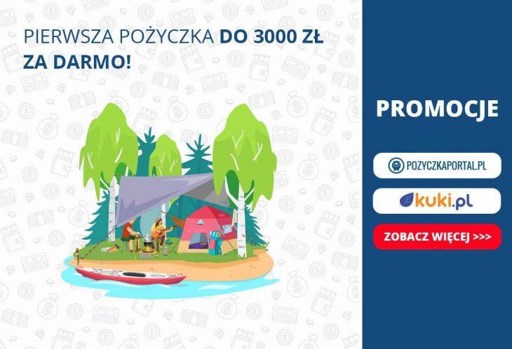 3000 zł za darmo na dla nowych klientów w KUKI.pl!