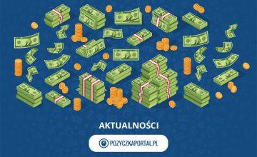 Firmy pożyczkowe w kwietniu udzieliły pożyczek na 562 mln zł.