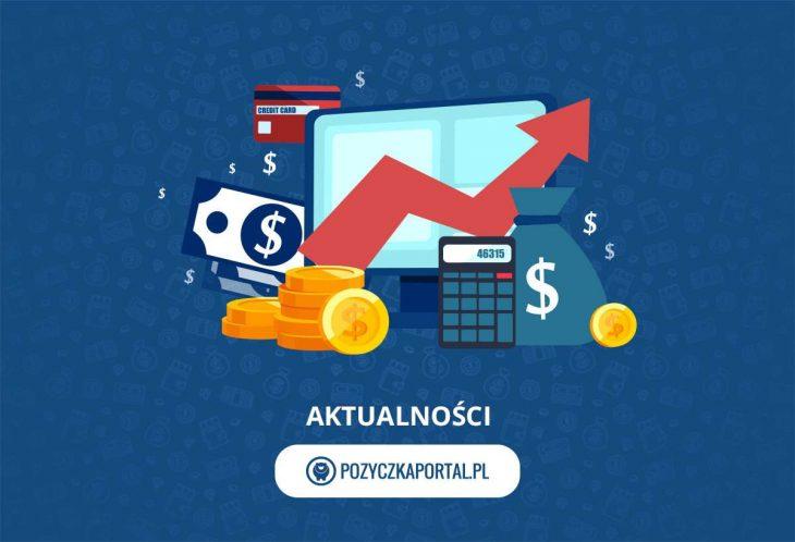 Konsumpcja ma wpływ na ilość zaciąganych kredytów.