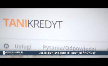 Tani Kredyt - jak wziąć pożyczkę krok po kroku | POŻYCZKAPORTAL.PL