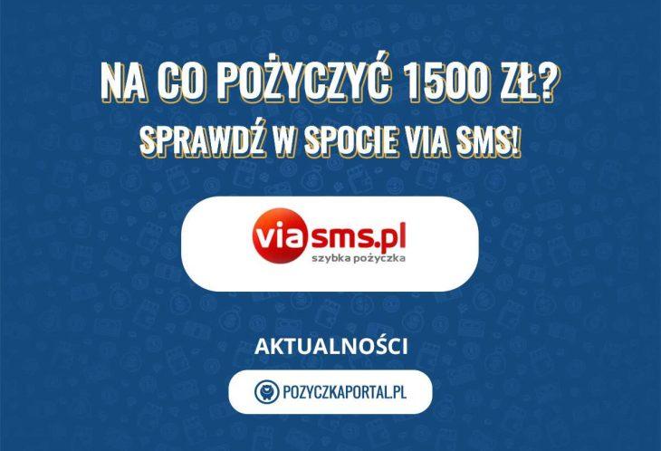 Nowy spot telewizyjny VIA SMS!