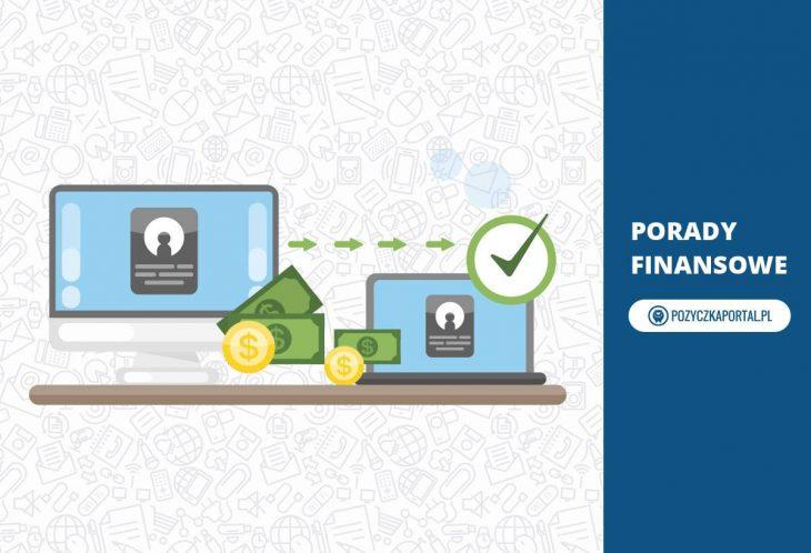 Jak zrobić przelew z karty kredytowej na konto?