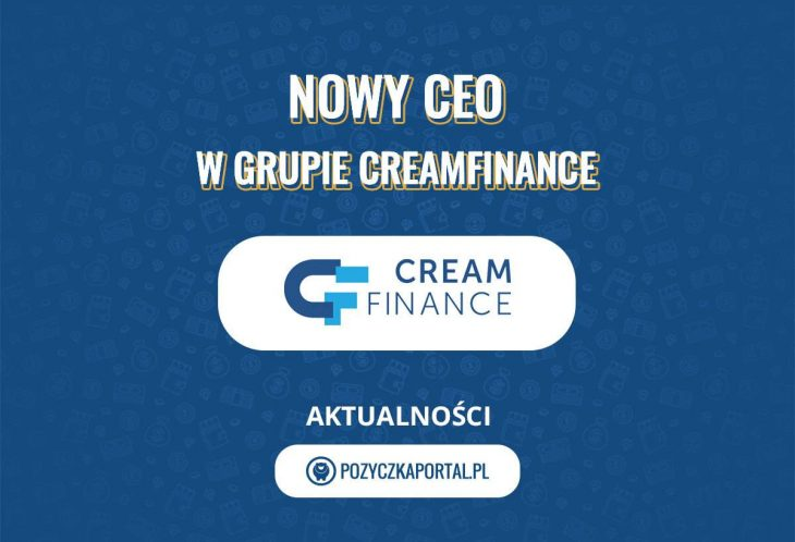 Grupa Creamfinance ma nowego ma nowego CEO - Patrica Koecka