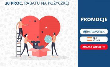 Promocja w Netcredit na Walentynki!