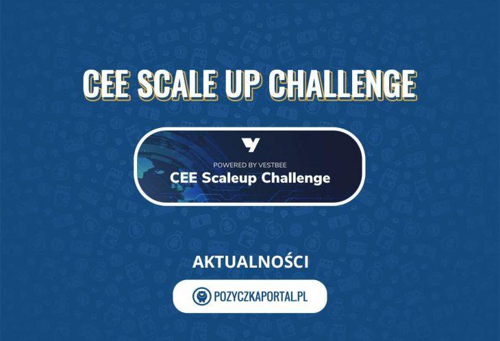 CEE Scaleup Challenge daje szansę pokazania swojego biznesu na szeroką skalę!