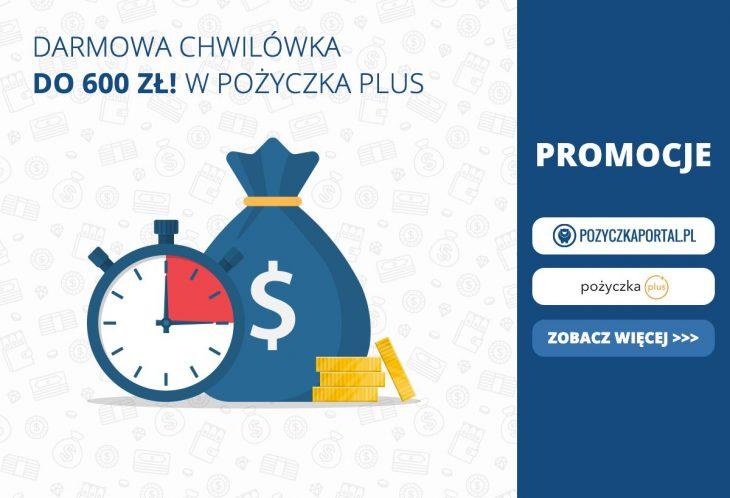 Weź darmową pożyczkę w Pożyczka Plus