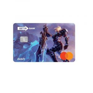 Na czym polega promocja na kartę dla graczy w GetIn Bank?