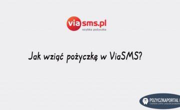 Via SMS - Jak wziąć pożyczkę krok po kroku