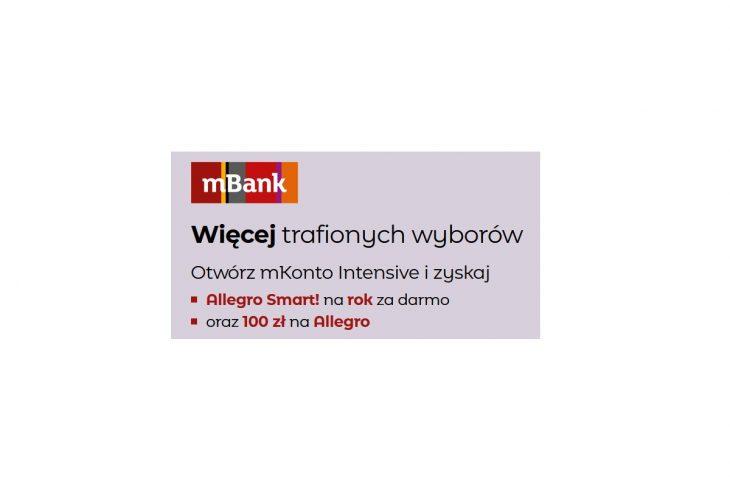 Rok Z Allegro Smart I Bon 100 Zl Od Mbanku Pozyczkaportal Pl