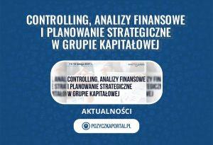 Koncepcje i modele wykorzystywane w kontrolingu strategicznym i do tworzenia planów strategicznych