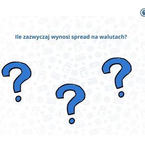 Co to jest spread walutowy?