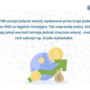 Ile jest walut na świecie?
