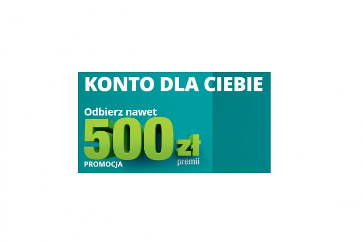 Jak zarobić od 100 do 500 zł w promocji Credit Agricole?