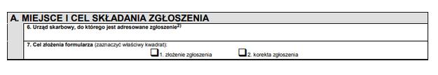 Jak wypełnić formularz SD-Z2?